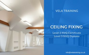 Ceiling Fixing NVQ - VELA Training