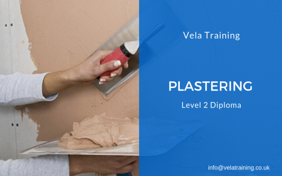 Plastering NVQ Level 2