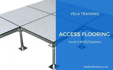 Access Flooring NVQ VELA Training