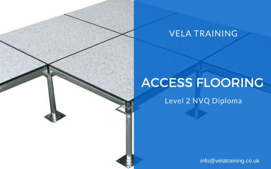 Access Flooring NVQ Level 2
