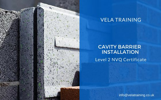Cavity Barrier Installation NVQ Level 2