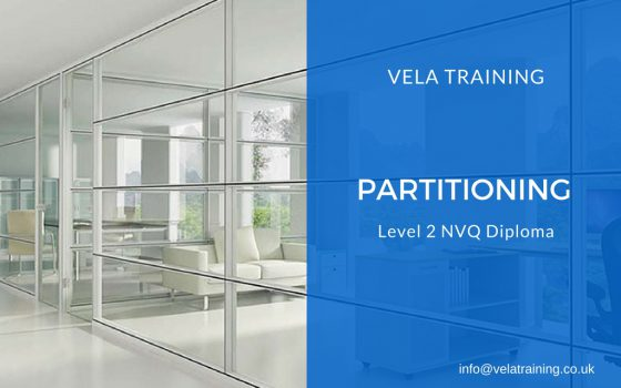 Partitioning NVQ Level 2