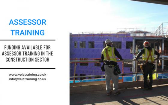 Funding for Assessor Training in Construction