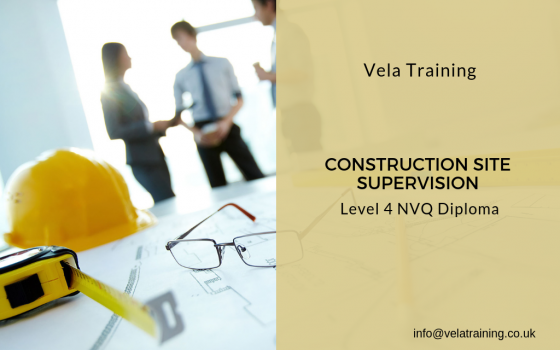 Construction Site Supervision NVQ Level 4