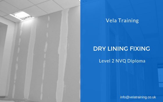 Dry Lining Fixing NVQ Level 2