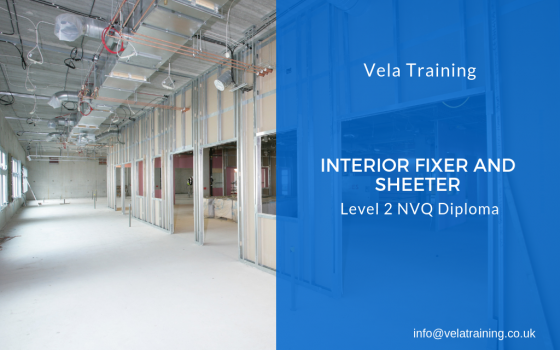 Interior Fixer and Sheeter NVQ Level 2
