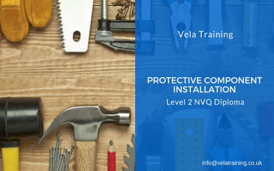 Protective Component Installation NVQ Level 2