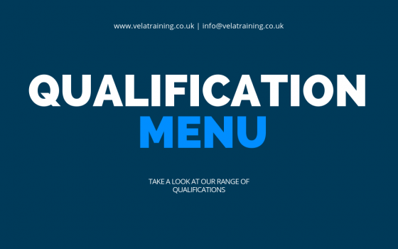 Full Qualification Menu