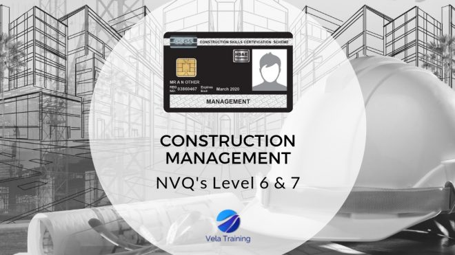 Construction Management NVQ's