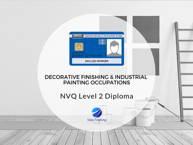 Decorative Finishing & Industrial Painting Occupations