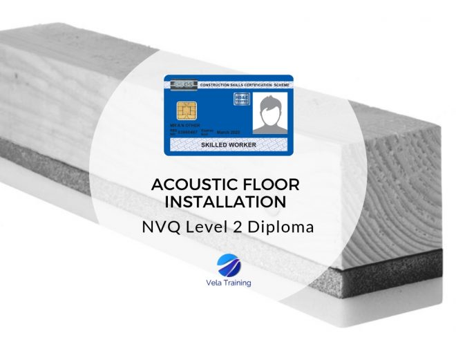Acoustic Floor Installation