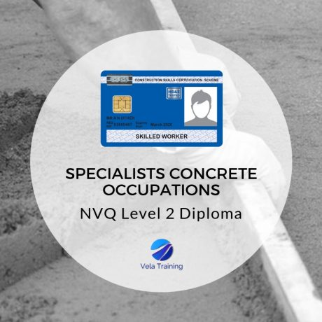 Specialists Concrete Occupations