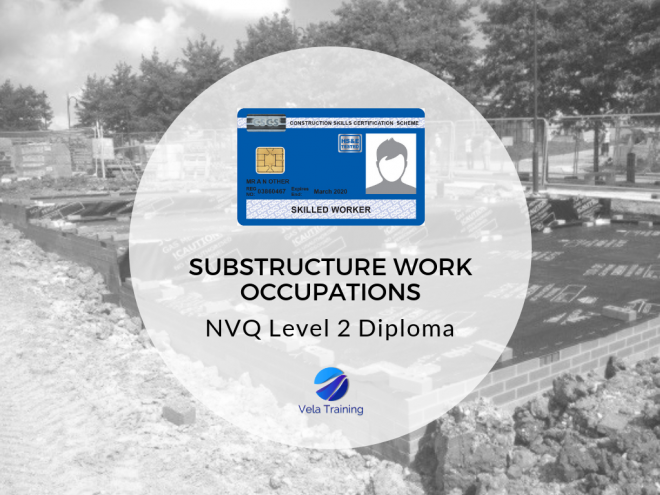 Substructure Work Occupations